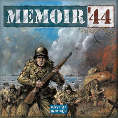 Buy Memoir '44 and more Great Board Games Products at 401 Games