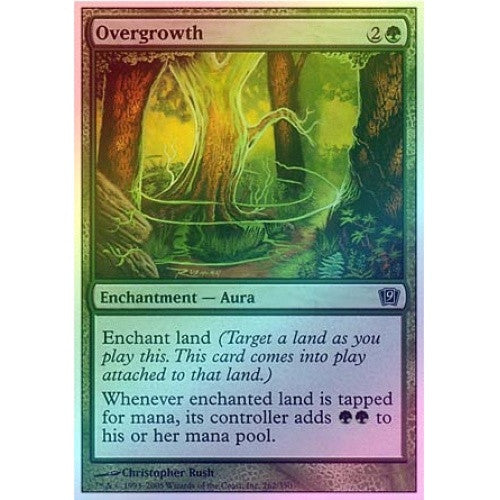 Overgrowth (Foil) - 401 Games