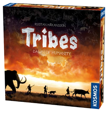 Tribes - Dawn of Humanity - 401 Games