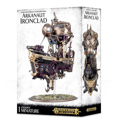 Warhammer - Age of Sigmar - Kharadron Overlords - Arkanaut Ironclad available at 401 Games Canada