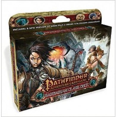 Buy Pathfinder Adventure Card Game - Barbarian Class Deck and more Great Board Games Products at 401 Games