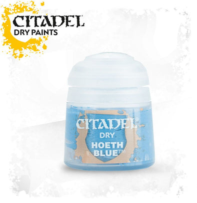 Buy Citadel Dry - Hoeth Blue and more Great Games Workshop Products at 401 Games