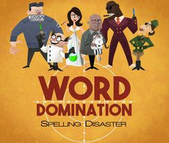 Word Domination - 401 Games