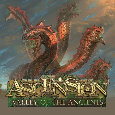 Buy Ascension - Valley of The Ancients and more Great Board Games Products at 401 Games