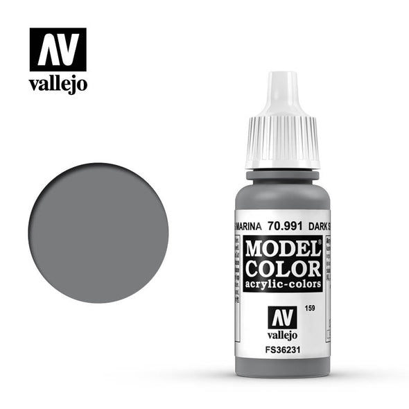 Vallejo - Model Color - Dark Sea Grey available at 401 Games Canada