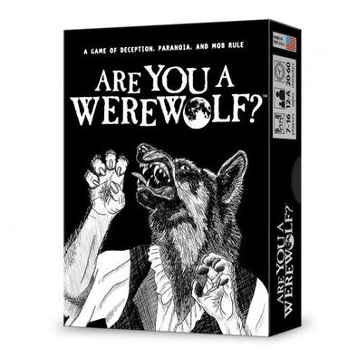 Are You A Werewolf? Boxed Edition - 401 Games