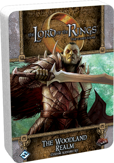 Lord of the RIngs Living Card Game - The Woodland Realm (Pre-Order)