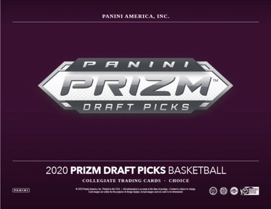 2020-21 Panini Prizm Collegiate Draft Picks Basketball Choice Box - 401 Games
