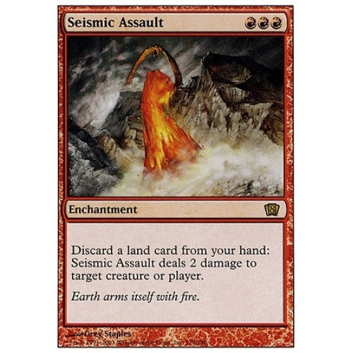 Seismic Assault available at 401 Games Canada