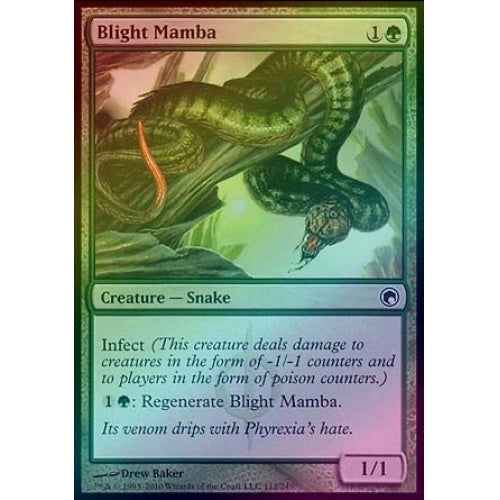 Blight Mamba (Foil) - 401 Games