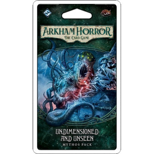 Arkham Horror - The Card Game - Undimensioned & Unseen - 401 Games