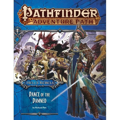 Pathfinder - Adventure Path - #99: Dance of the Damned (Hell's Rebels 3 of 6) - 401 Games