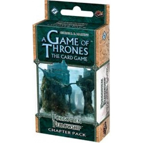 Game of Thrones Living Card Game - Forgotten Fellowship - 401 Games