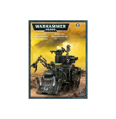 Warhammer 40,000 - Orks - Battlewagon available at 401 Games Canada