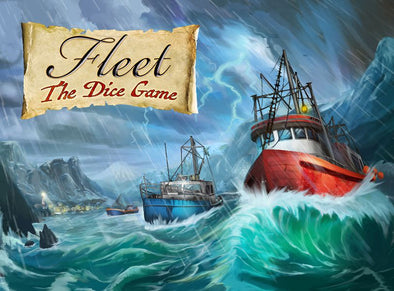 Fleet - The DIce Game (Restock Pre-Order) available at 401 Games Canada