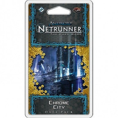 Android: Netrunner LCG - Chrome City - 401 Games
