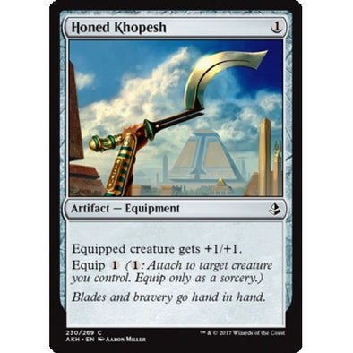 Honed Khopesh (AKH) available at 401 Games Canada