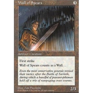 Wall of Spears - 401 Games