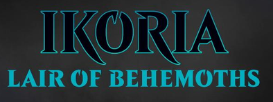 MTG - Ikoria Lair of Behemoths - Theme Boosters Blue - 401 Games
