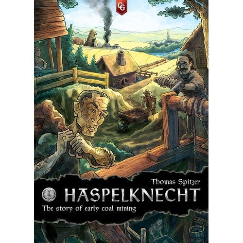 Haspelknecht - The Story of Early Coal Mining - 401 Games