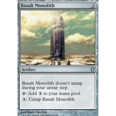 Basalt Monolith (C13) available at 401 Games Canada