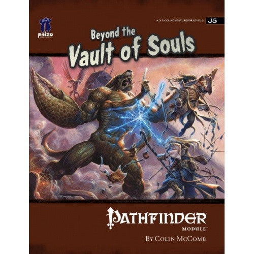 Pathfinder - Module - Beyond the Vault of Souls - 401 Games