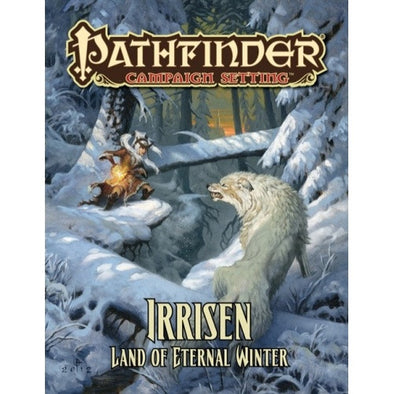 Pathfinder - Campaign Setting - Irrisen Land of Eternal Winter - 401 Games
