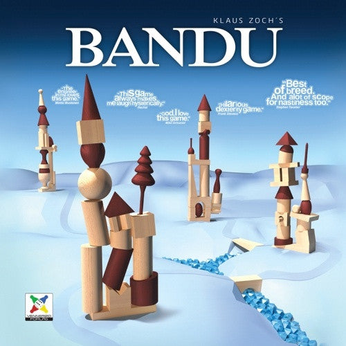 Buy Bandu and more Great Board Games Products at 401 Games