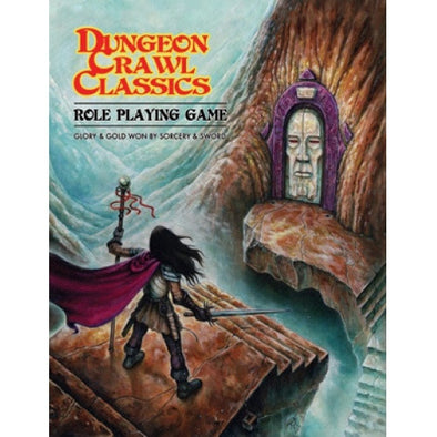 Dungeon Crawl Classics: Glory and Gold Won by Sorcery and Sword - Core Rulebook