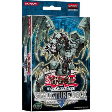Yugioh - Machine Re-Volt - Structure Deck (1st Edition) - 401 Games