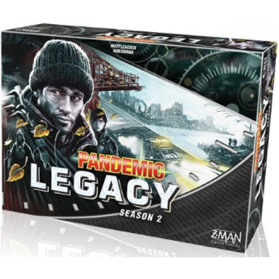 Buy Pandemic Legacy - Season 2 - Black and more Great Board Games Products at 401 Games