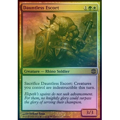 Dauntless Escort (Foil) (ARB) available at 401 Games Canada