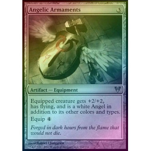 Angelic Armaments (Foil) (AVR) available at 401 Games Canada