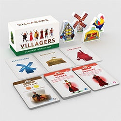 Villagers - Expansion Villagers (Pre-Order)