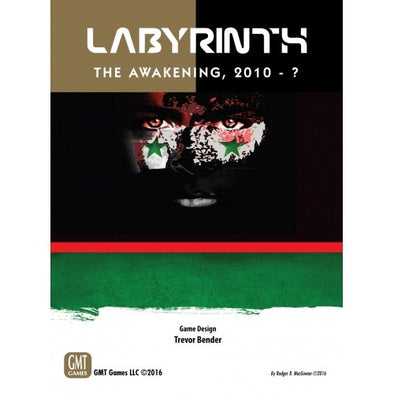 Labyrinth - The War on Terror - The Awakening, 2010 - ? available at 401 Games Canada