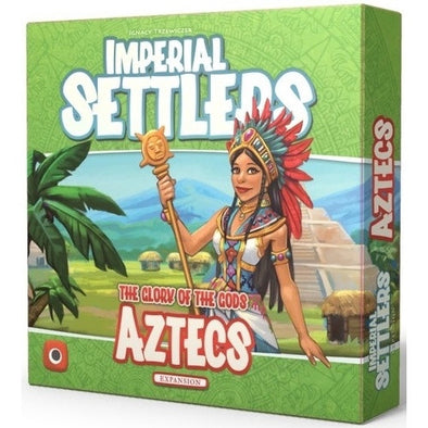 Imperial Settlers - Aztecs Expansion available at 401 Games Canada