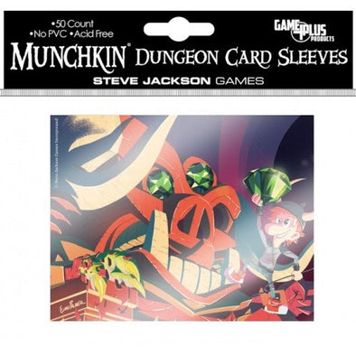 Munchkin - Dungeon Card Sleeves - 401 Games