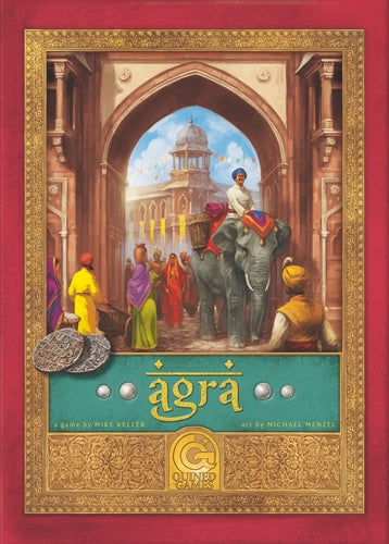 Agra (Pre-Order) - 401 Games