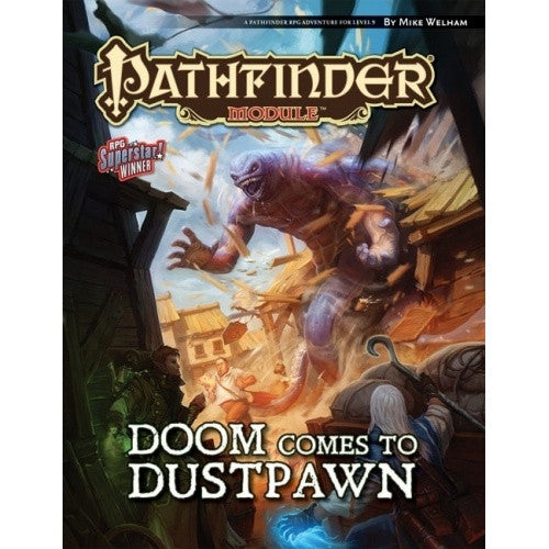 Pathfinder - Module - Doom Comes To Dustpawn