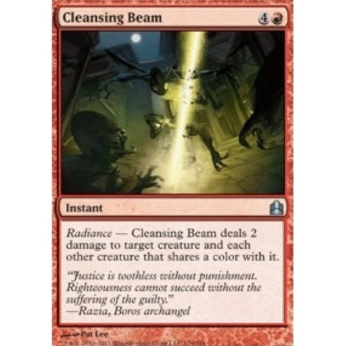 Cleansing Beam (CMD) available at 401 Games Canada