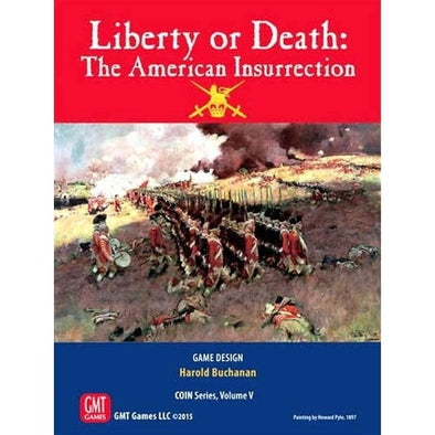 Liberty or Death: The American Insurrection - 401 Games
