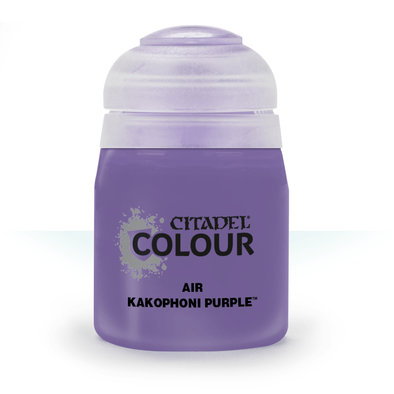 Citadel Air - Kakophoni Purple - 401 Games