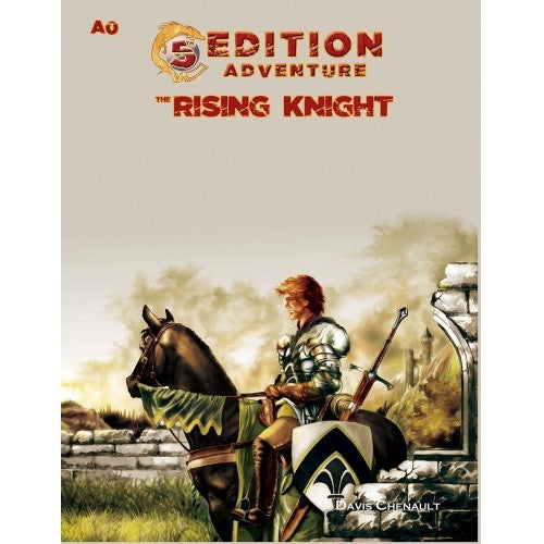 Dungeons and Dragons - 5th Edition - 5th Edition Adventures: A0 - The Rising Knight - 401 Games