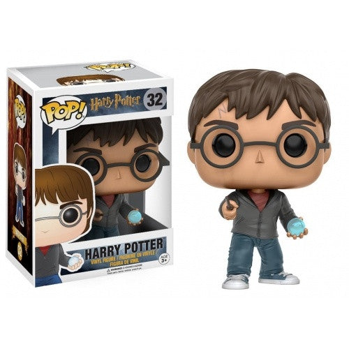 Buy Pop! Harry Potter - Harry Potter with Prophecy and more Great Funko & POP! Products at 401 Games