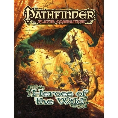 Pathfinder - Player Companion - Heroes of the Wild - 401 Games