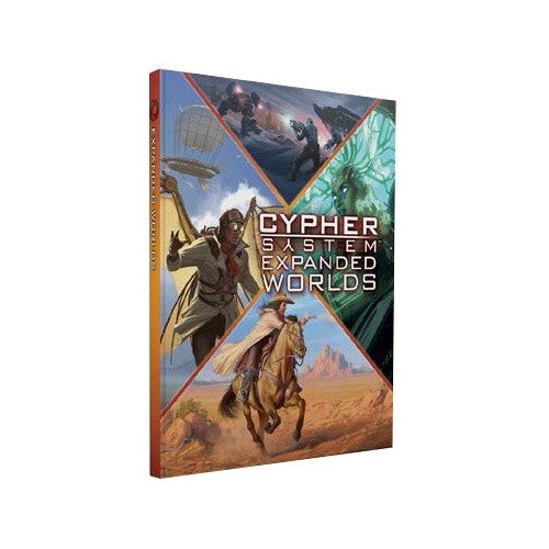 Cypher System - Expanded Worlds - 401 Games