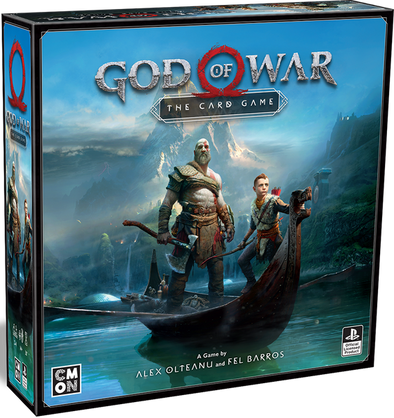 Buy God of War - The Card Game (Pre-Order) and more Great Board Games Products at 401 Games