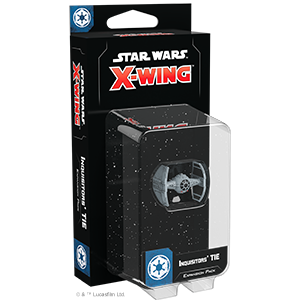 Buy Star Wars: X-Wing - Second Edition - Inquisitors' TIE (pre-Order) and more Great Board Games Products at 401 Games