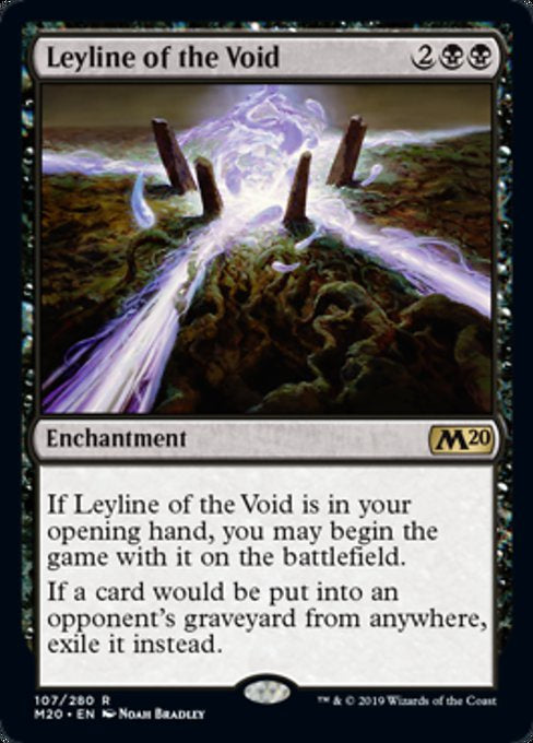 Leyline of the Void (M20) - - 401 Games