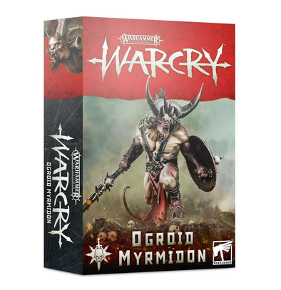Warhammer - Age of Sigmar - Warcry - Ogroid Myrmidon available at 401 Games Canada